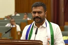 Kethireddy Venkatarami Reddy MLA Profile