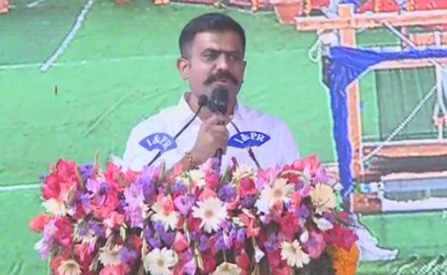 Kethireddy Venkatarami Reddy MLA photo